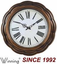 Big Size Antique European Style Wall Clock, Quartz Wall Clock