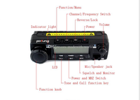 Wholesaler/Dealer/ Supplier in China Baofeng BF-9500 Cheap Car mounted Radio Mobile Two Way Radio