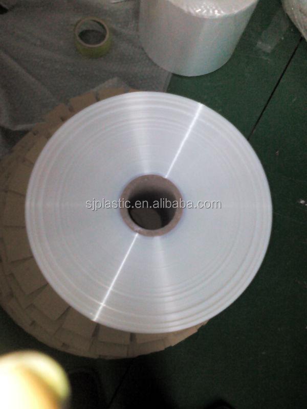 Stretch Film Type and Transparent Transparency pof shrink film