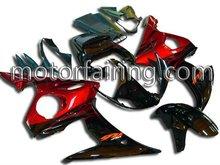 YZF R6 03-05 2003 2004 2005 Race Fairings/motor fairing/bodykits/bodywork red/black