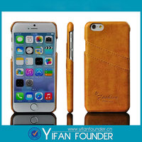 Made in China bulk items for iphone 6 leather protective case