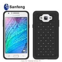 Rubberize 3D Shiny Customize Soft Rubber Skin Phone Case For Samsung J7 J700f Cover
