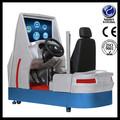 o treinamento do operador simulador simulador de condução automóvel com 3d telas