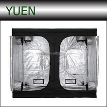 200X200X200CM custom canvas mylar reflective systems garden outdoor hydroponic horticulture fabric dark room grow tent