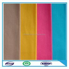 çin büyük fabrika 1999 yılından bu yana popüler renk polyester kumaş sıcak tutar