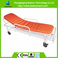 BT-TA008 Steel ambulance stretcher trolley sizes