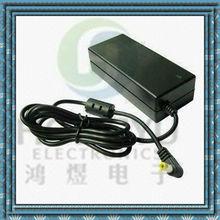 de entrada de ca del ordenador portátil adaptador con 100 a 240v ac voltaje de entrada 48w y potencia de salida