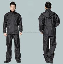 2016 Black Polyester Windbreaker Lightweight Runing Rain Jacket Wholesale For Men