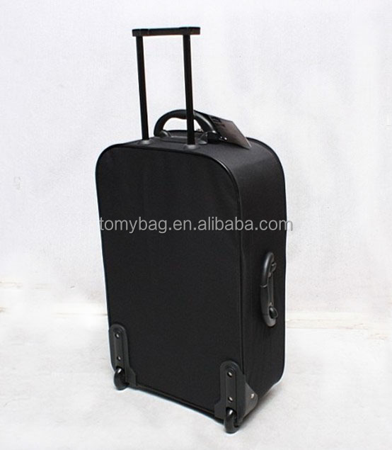 2014 good quality 600D EVA cheap stock luggage bags sets for sale