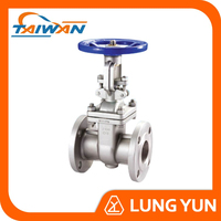 150LB WCB A216 4 inch gate valve prices gate valve chain wheel