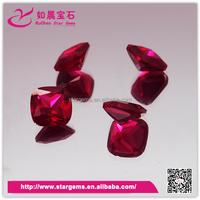 Trustworthy China Supplier rough rubies corundum gemstones for sale