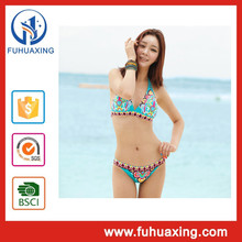 Swimwear Micro 6 Years Unique Style Line Hot Factory Sublimation Young Swimwear