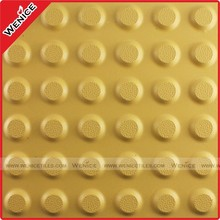 new product distributor wanted yellow ceramic tactile floor tile on the blind road