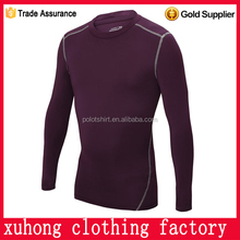 Performance breathable youth quick dry sports functional compression wear