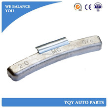 Lead Universal Clip-on Weights For Alloy Rim