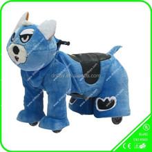 Amusement Park Toys Electric Ride on Animals