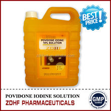 povidone iodine solution 10 animal veterinary medicine for aquaculture farms