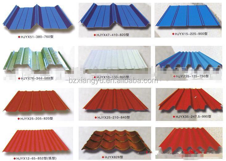 Alibaba Color Coated Corrugated Galvanized Steel Sheet