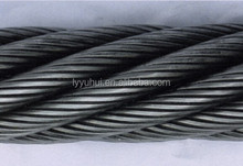 good quality steel wire for steel wire rope making,zinc coated 7x7 steel wire rope