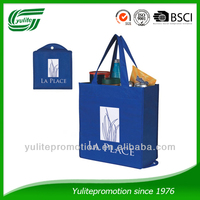 Cheap Non-Woven Foldable Shopper Tote Bag