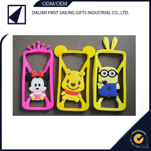 Christmas gift 3D cartoon universal silicon bumper for all models phone case