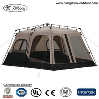 8 Persons Luxury Family Outdoor Camping Tent for Sale
