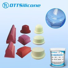 Liquid Pad Printing Silicone Rubber for Printing Labels/Stationery