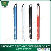 Promotional Metal Triangular Barrel Pen