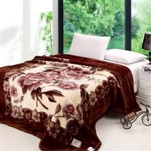 Popular Raschel Mink Blankets
