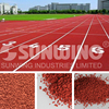 epdm rubber gym floor granules for synthetic running track