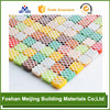 white polyester mesh for fireplace for paving mosaic