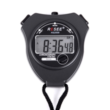 nurse stopwatch on promotional Digital Sports Stopwatch