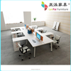 high quality office desk partition modern office stand JK-10