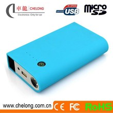 Chelong New jump starter 10000mAh portable car emergency power supplier car jump starter for auto
