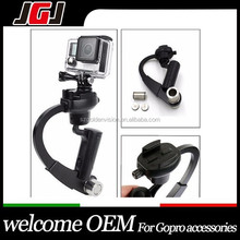Camera Stabilizer Handheld Curve Gimbal Stabilizer Steadicam for GoPro Hero4 3+ 3 2 1 SJCAM SJ4000 5000 XiaoMi Yi Camera