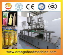 High efficiency and good performance Popsicle yogurt filling and sealing packing machine