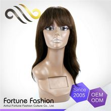 Highest Level Soft And Shiny Remy Human Hair Wigs Lace Front Wig
