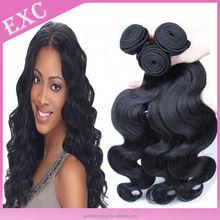 2015 all textures cheap 7A grade 100% Brazilian hair companies