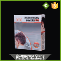 100% warranty Logo Printed Tailored packaging boxes for hair product