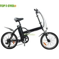 TOP E-cycle low price electric folding bike folding a bicycle folding bikes from hangzhou