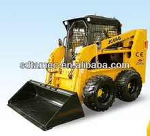 Skid steer loader, best price with best quality, CE approved, 30 kinds more skid steer attachments for option