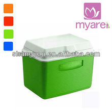 19L insulated hard plastic camping ice chest
