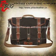 2013Fashionable Canvas Messenger Bag /long strap shoulder bag