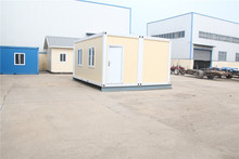 Designed Glass Dubai prefab shipping container houses for office