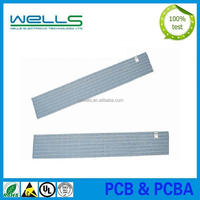 SMD Aluminum base led printed circuit pcb board and assembly