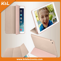 Wholesale high quality PU leather mobile phone case for ipad mini 2 smart case
