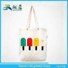 china manufacturer cheap tote cotton shop bag