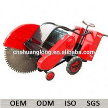 cut 16 inch electric electric walk behind concrete saw with spare parts