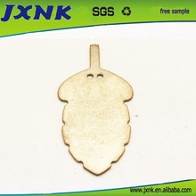 leaf shape style two holes bag parts and accessories