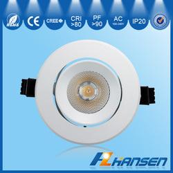 innovative energy saving products 10w 4.5inch IP20 CE ROHS ETL TUV EMC certification led downlight weddings decoration